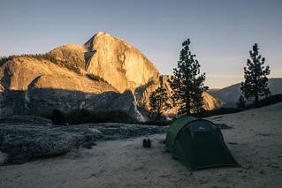 Camping on Yosemite's North Rim | by wildvoid