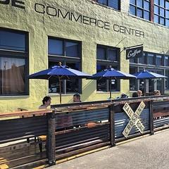 Portland, OR: Bunk Bar/Water Ave Coffee Street Seat 2015