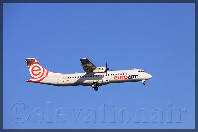 SP-LFA ATR72-202 Eurolot