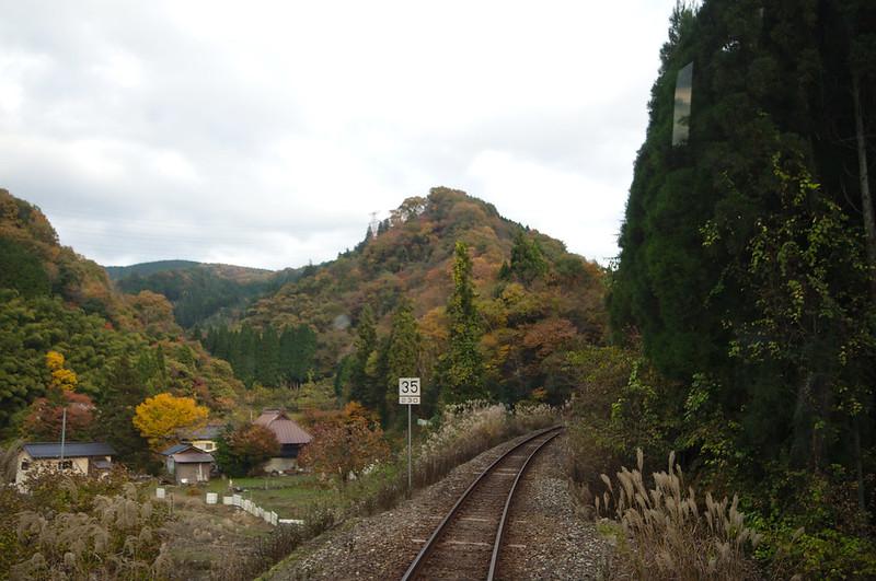 En route vers le Tottori