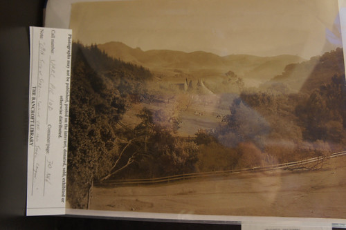 1914 photograph of neighboring Strawberry Canyon | by Anthro136k Who Owns the Past