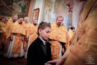 Литургия в Покровском соборе 560