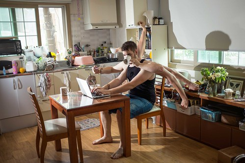 Multitasking   by benrobins