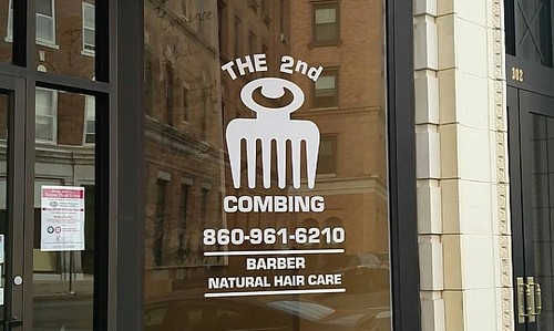 The 2nd Combing Barber and Natural Hair Care