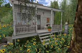 Serenity Style- Summer Camp   by Hidden Gems in Second Life (Interior Designer)