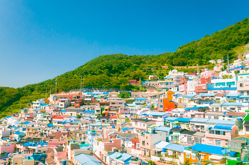 Gamcheon, typical shot of | by strogoscope