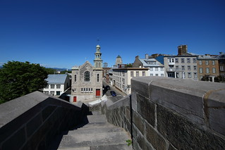 View from the Stairs atop the Fortifications | by MikaErkki