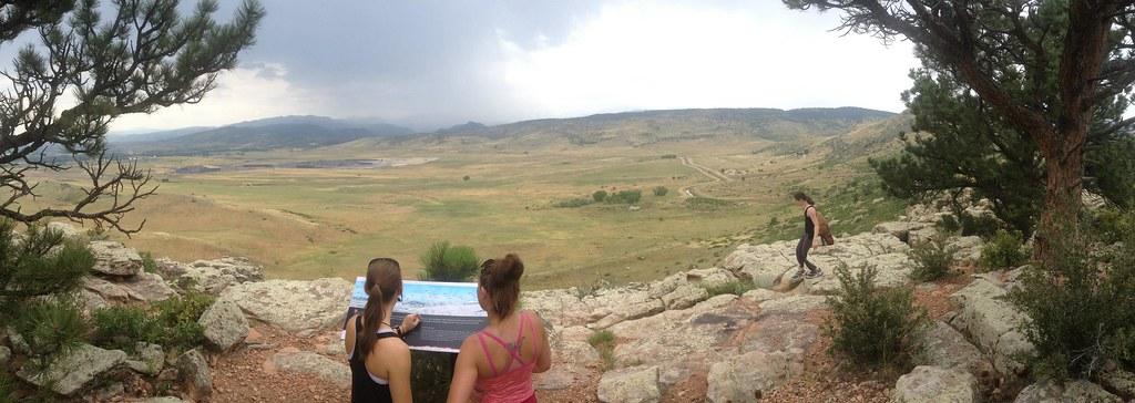 Sisters in Colorado