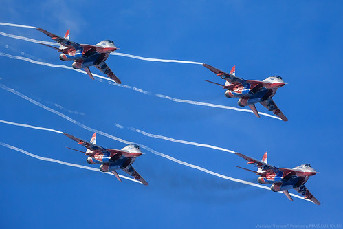 MiG-29 Swifts | by RealHokum