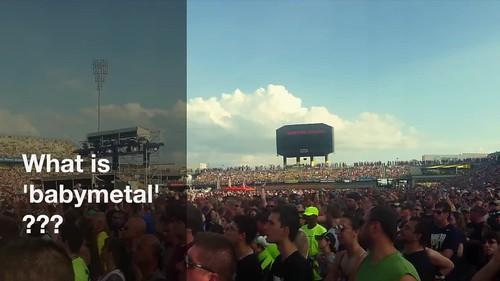 heavymetal adamhall rockontherange babymetal trackhead trackheadstudios rockontherange2014 trackheadxxx rockontherange2015