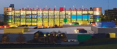 Car-Park-3, Chesapeake Energy Corporation, Oklahoma City, by Rand Elliott and Associates, architects