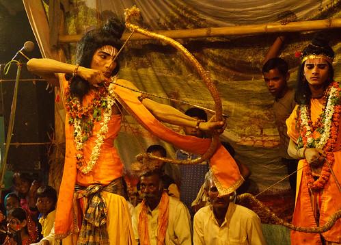 Lord Rama finally kills Demon | by Freetibetxxx