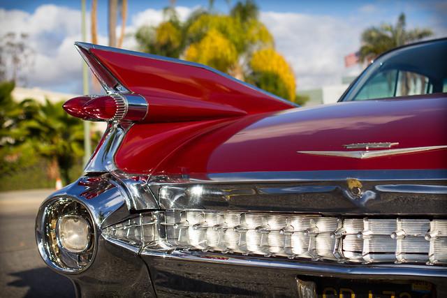 1959 Cadillac DeVille FIN