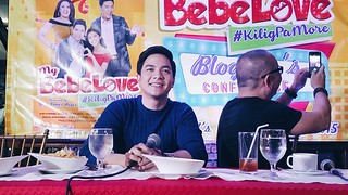 My Bebe Love #KiligPaMore blog con. | by martinandrade08