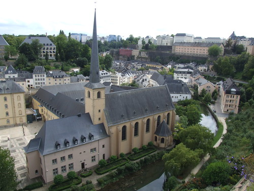 Neumunster Abbey, 04.08.2012. | by Dāvis Kļaviņš