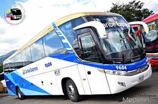 Unitransco Caribe Express 9604 | Julio Cesar García