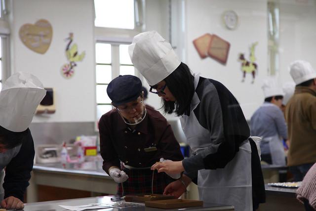 Shiroi Koibito Cooking Class