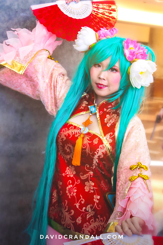 Cosplay photo from Fanime 2015