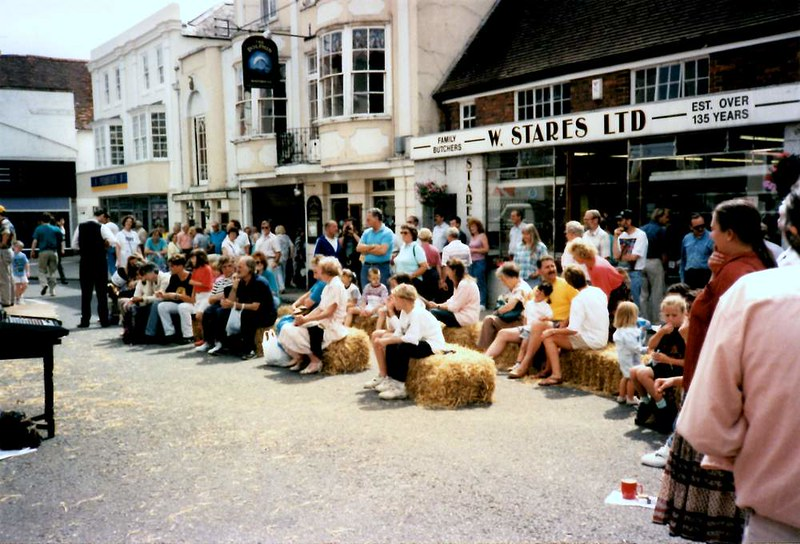 BF 1993-4 Cornmarket - Audience