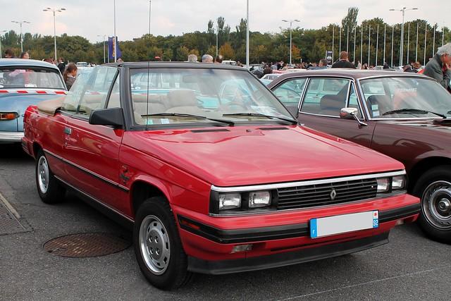 Renault Alliance L Cabriolet
