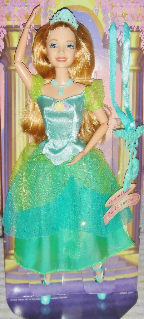 2006 Barbie In The 12 Dancing Princesses Princess Delia Do Flickr