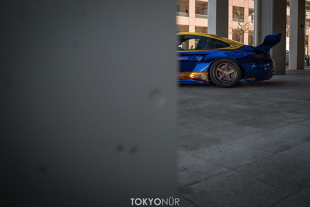 Today Is Yesterday's Pupil // Old & New Porsche 997