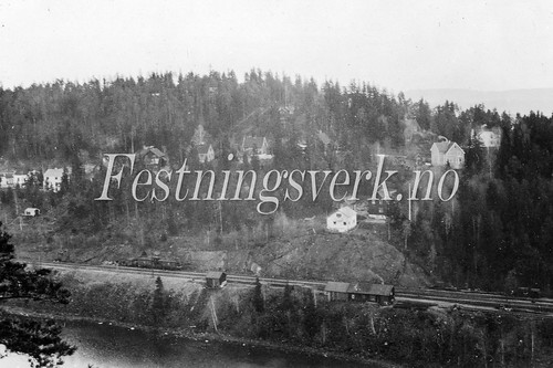 Sanvika Bærum 1940-1945 ((883)