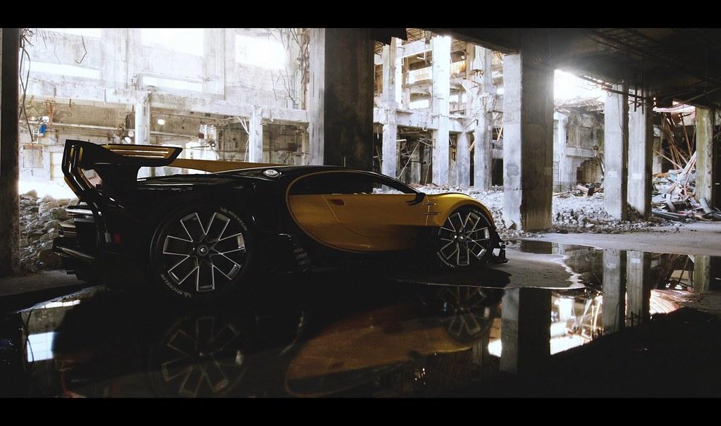 Bugatti Gran Turismo Sport Thomas Nolze Flickr