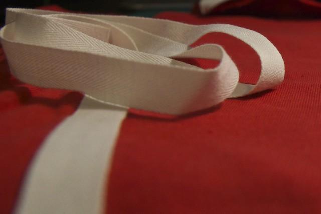 twill tape