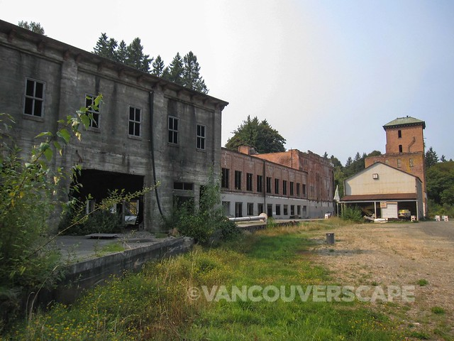 Old Olympia Brewing facility