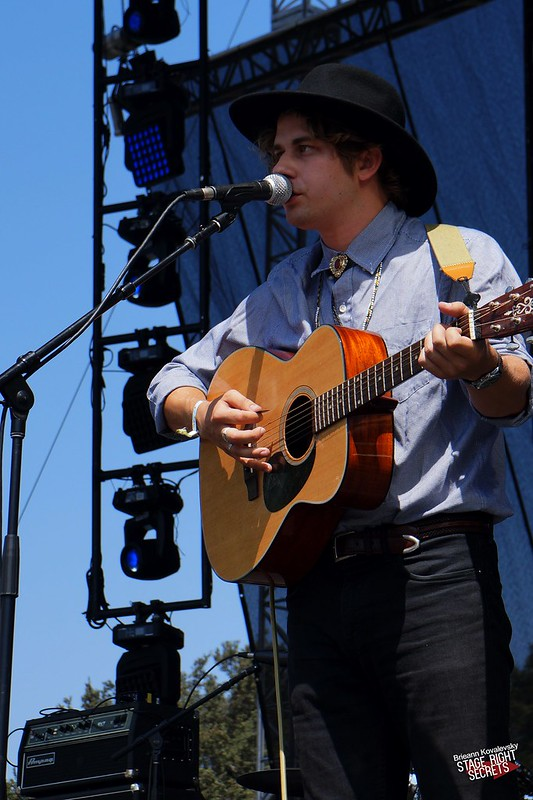 Kevin Morby @ FYF 2015