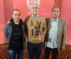 Ermua Mugi! recibe el premio Bizkaia Kirolak 2015