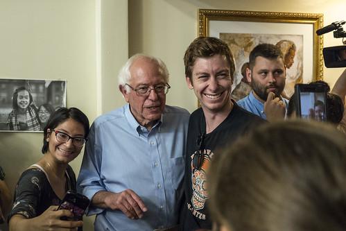 Bernie Sanders for President   by Phil Roeder
