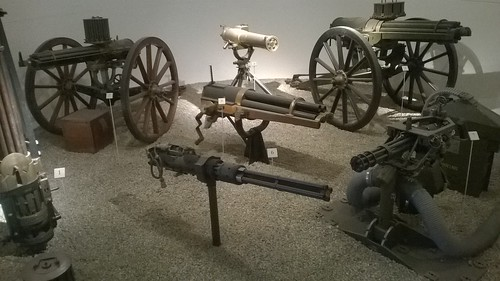 History Of The Gatlin Guns