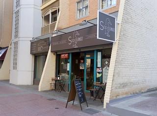 Zaragoza | Sopa de ganso | Entrada | by moverelbigote