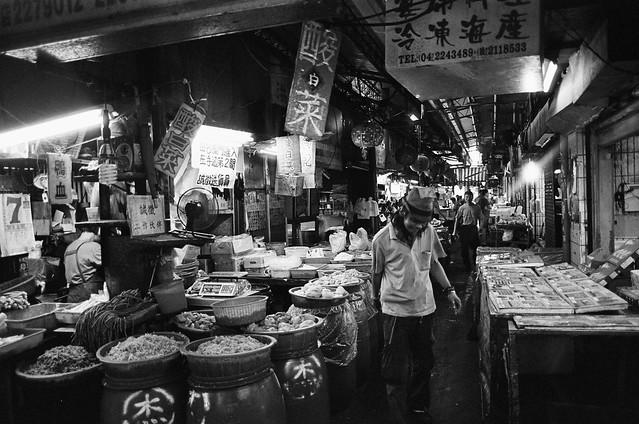 台中老建國市場/Taichung/Taiwan2016