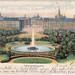 Alte Wiener gartenansichten   historic garden views Vienna