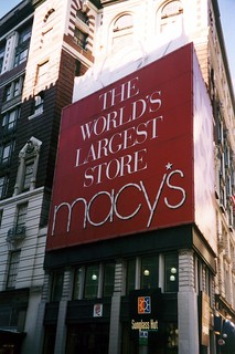NYC: Herald Square - R.H. Macy & Company Store | by wallyg
