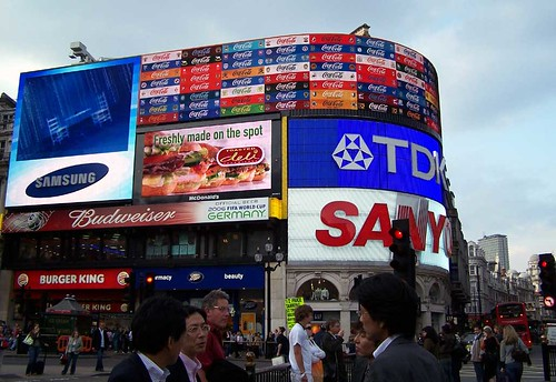 Piccadilly Circus | by Sylvanfeather