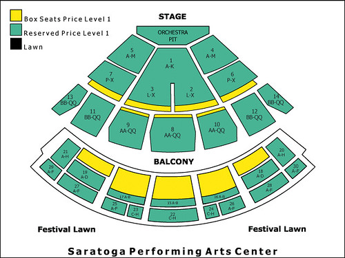 Spacmaplargegif Seating Chart For The Spac If You Dont