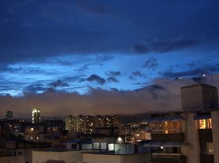 cielo de Caracas - cualquier día