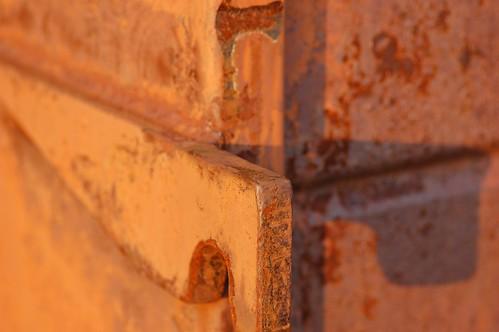 orange macro dumpster geotagged rust northcarolina wilkesboro duh northwilkesboro p2wy