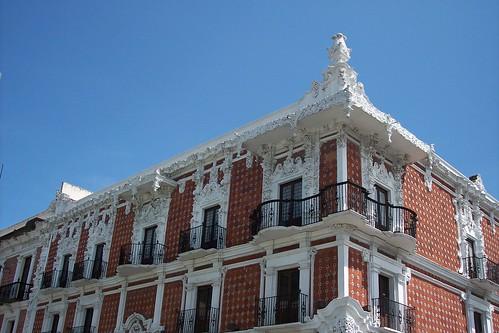 Puebla building