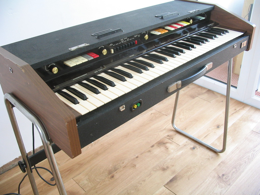 CRB Elettronica Diamond 30 Combo Organ | A really big name f
