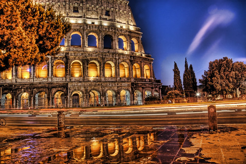 Aurorus Reflectus Colosseo | by Trey Ratcliff