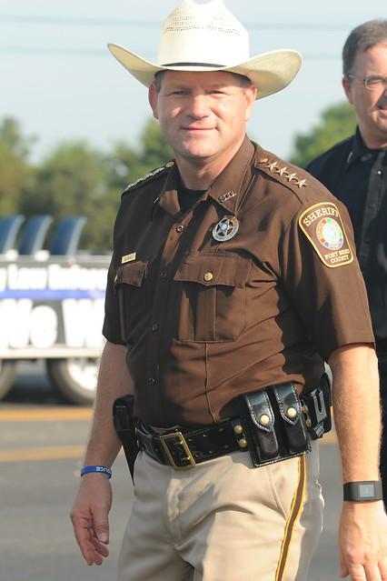 Troy E. Nehls, Sheriff of Fort Bend County DX3_9070