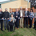 Community partners celebrate official opening of Hospice at Trillium Lodge