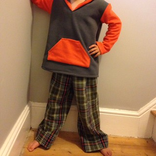 Rohan Hoodie and Goodnight Sweetheart pyjamas