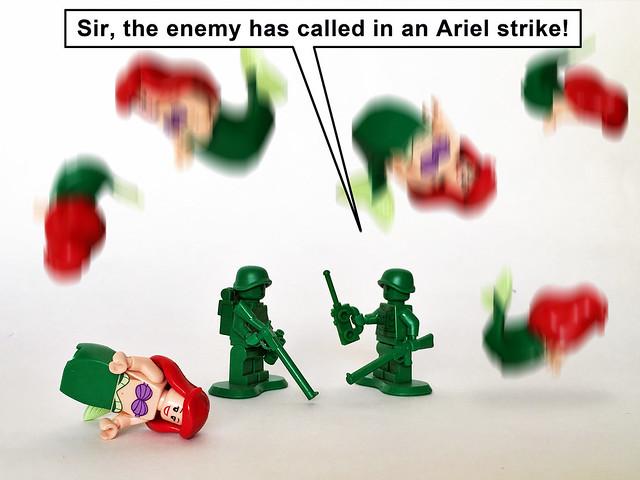 Ariel Strike