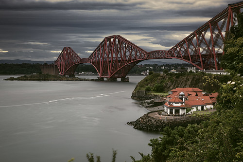 forth forthbridge riverforth fife fifecoast fifecoastalpath inverkeithing longexposure scotland grantmorris grantmorrisphotography canon